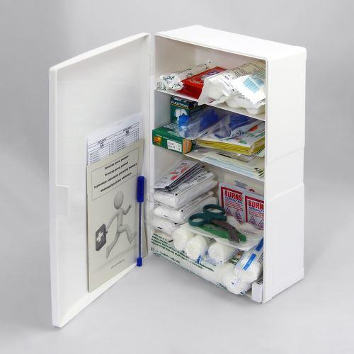 Prenosná lekárnička malá s náplňou POPÁLENINY
