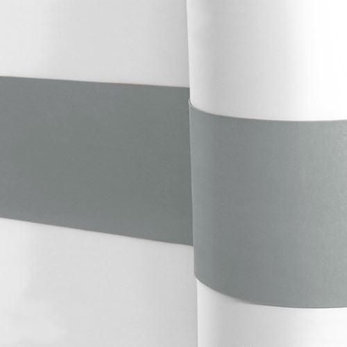 Elastický pás na ochranu stien - TMAVOŠEDÝ - dľžka 5 m