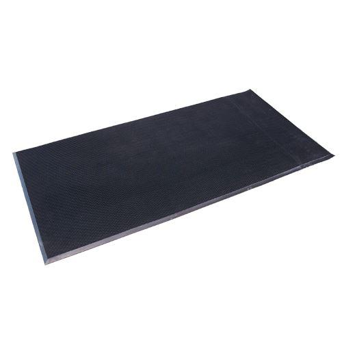 Vstupná rohož s kefovým efektom 90 x 180 cm