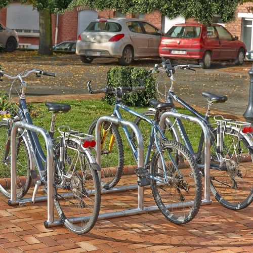 Operný stojan 3HOOPS pre 6 bicyklov