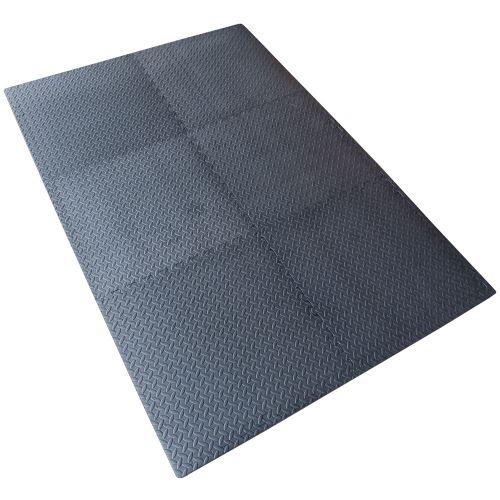 Univerzálna modulárna penová podložka / rohož - sada 6 ks - 60 x 60 cm