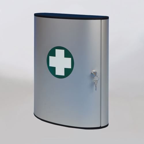 Lekárnička hliníková veľká