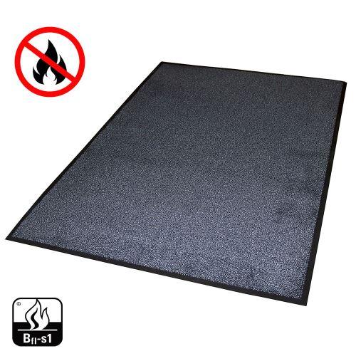 Textilná rohož PORTAL 135 cm x 200 cm - ANTRACIT
