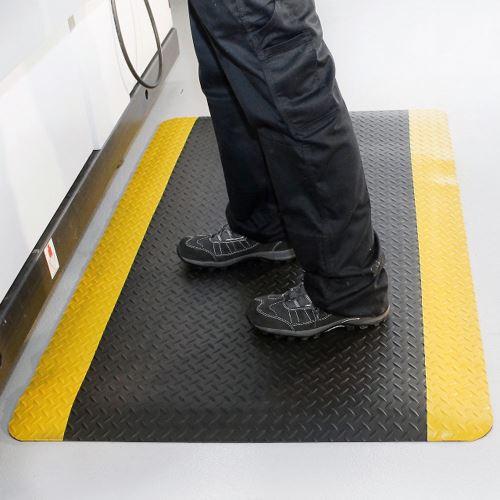 Protiúnavová rohož Deckplate Safety 150 x 90 cm