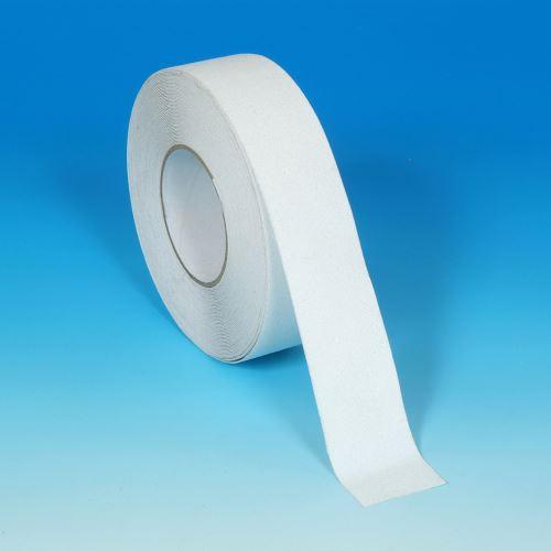 Protišmyková páska vinylová BIELA 5 cm x 18 m