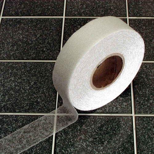 Protišmyková páska korundová PRIEHĽADNÁ 5 cm x 18 m