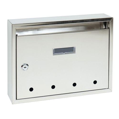 Poštová schránka do zostáv STANDARD - malá NEREZ