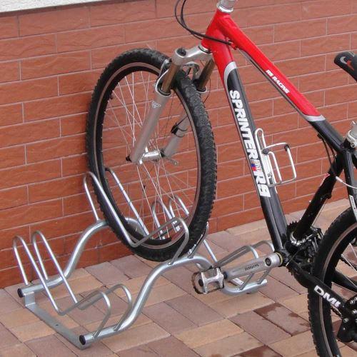 Stojan pre bicykle - 3 miesta