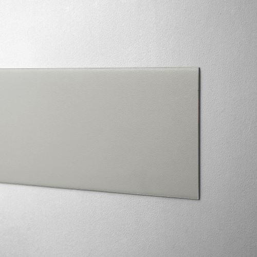 Plastový pás na ochranu stien MEDICBal - SVETLOŠEDÝ - samolepiaci - dĺžka 3 m