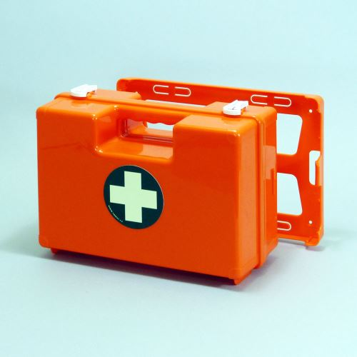 Kufor prvej pomoci KP 2 s náplňou ŠKOLA