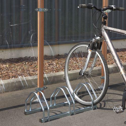 Stojan pre 3 bicykle