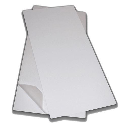 Protišmyková samolepiaca podložka BIELA 406 x 864 mm