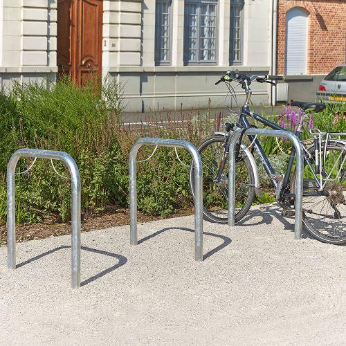 Operný stojan na bicykle - na zabetónovanie
