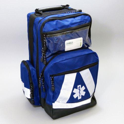 Záchranársky batoh - modrý