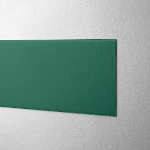 Plastový pás na ochranu stien MEDICBal - ZELENÝ - samolepiaci - dĺžka 3 m
