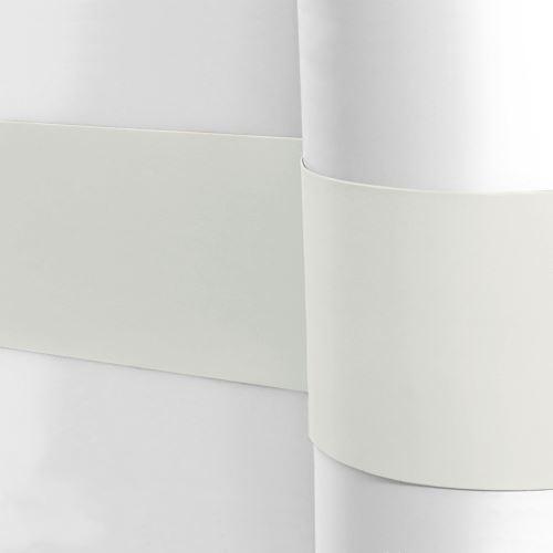 Elastický pás na ochranu stien - BIELY - dľžka 25 m
