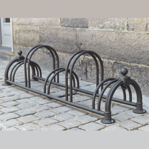 Stojan na bicykle VERSAILLES - striedavý