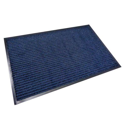 Textilná rohož Scrape 80 x 120 cm - modrá