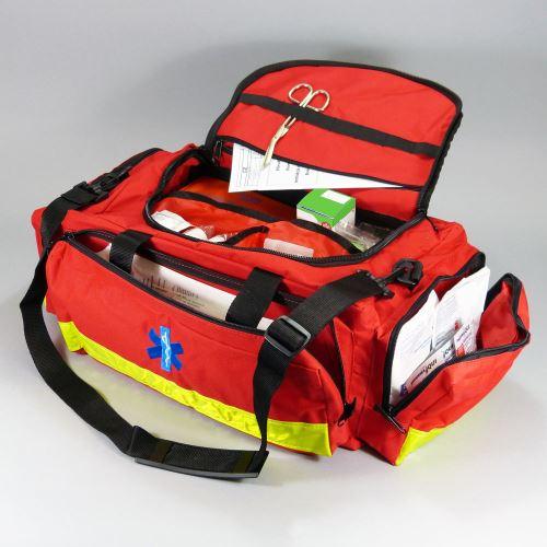 Záchranárska zdravotnícka brašna s náplňou AGRO