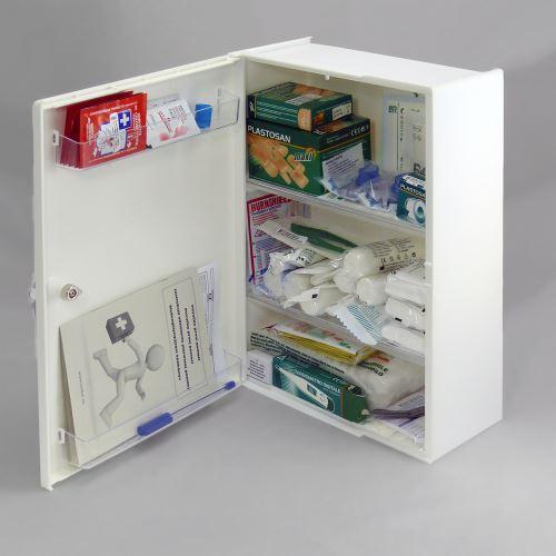 Plastová lekárnička LP s náplňou GASTRO