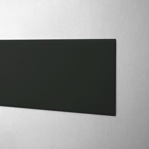 Plastový pás na ochranu stien MEDICBal - ČIERNY - štandard - dĺžka 3 m