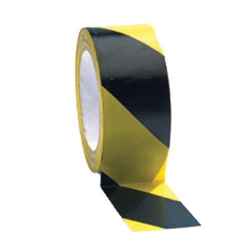 Výstražná samolepiaca páska ŽLTO - ČIERNA