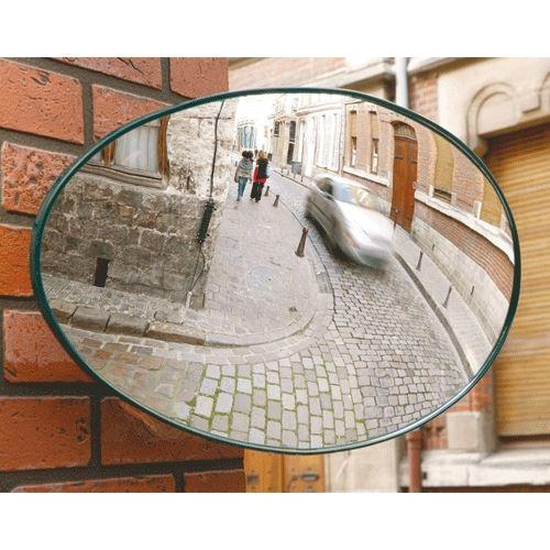 Panoramatické zrkadlo 56 x 34 cm