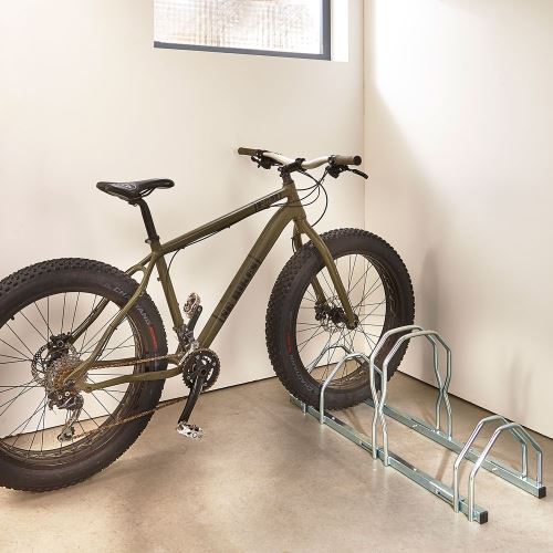 Stojan pre 3 bicykle XL Fatbike - nastaviteľný