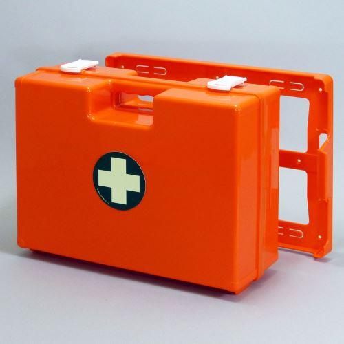 Kufor prvej pomoci KP 5 s náplňou ŠKOLA