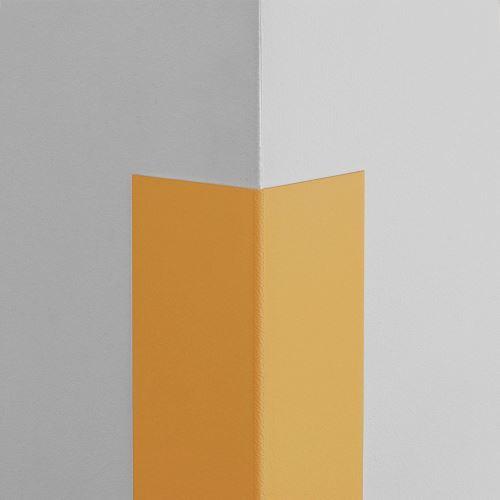 lastová ochrana rohu LUX - MEDOVÁ - samolepiaci - dĺžka 2 m