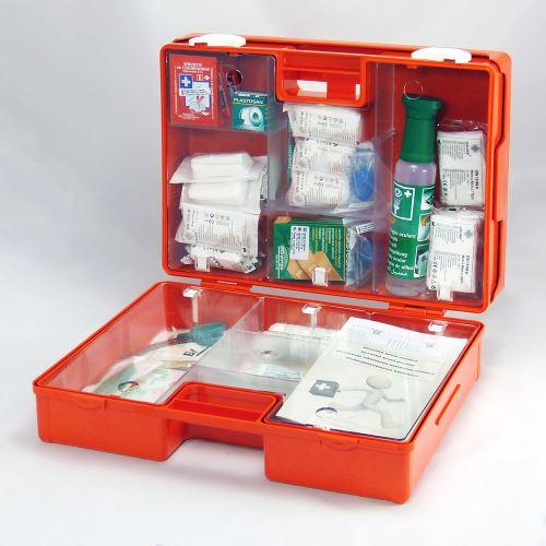 Kufor prvej pomoci KP5 s náplňou VÝROBA
