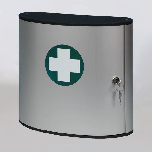 Lekárnička hliníková malá