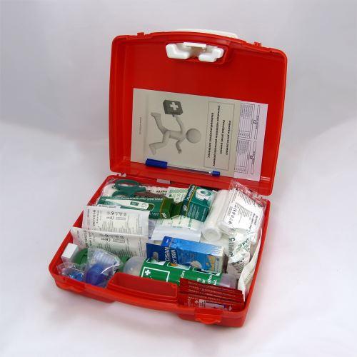 Kufrík prvej pomoci malý s náplňou SKLAD - OBCHOD