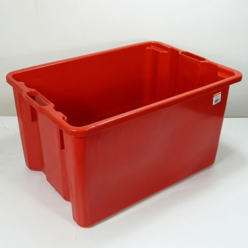 Plastová prepravka 65l - PLNÁ