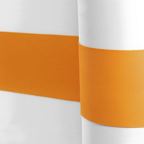 Elastický pás na ochranu stien - ORANŽOVÝ - délka 10 m