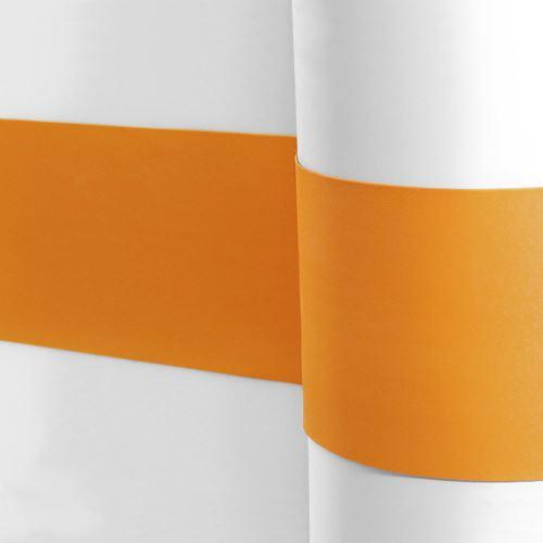 Elastický pás na ochranu stien - ORANŽOVÝ - délka 25 m