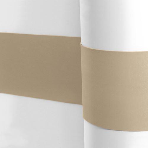 Elastický pás na ochranu stien - CAPPUCCINO - dľžka 25 m