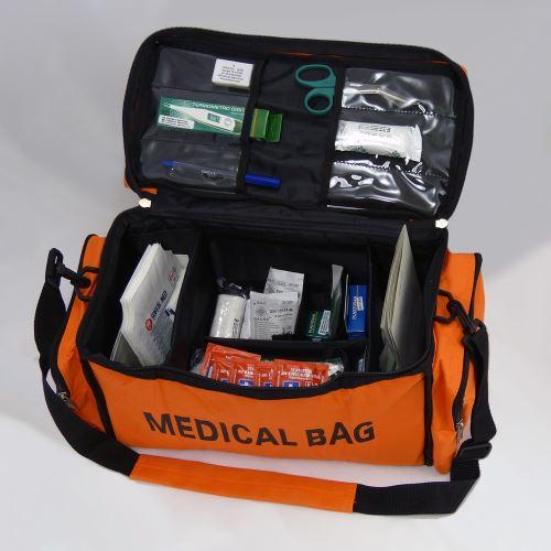Taška prvej pomoci MEDICAL BAG s náplňou ŠKOLA