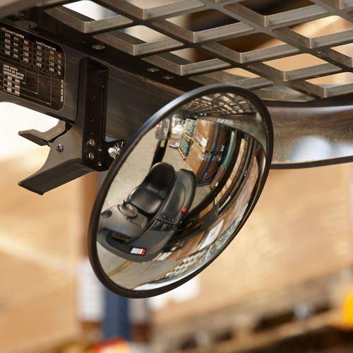Vypuklé zrkadlo 20 cm