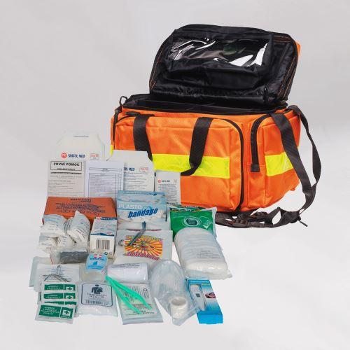 Zdravotnícka taška TRAUMA BAG s náplňou ŠPORT