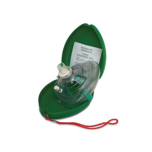 Resuscitačná maska s manžetou