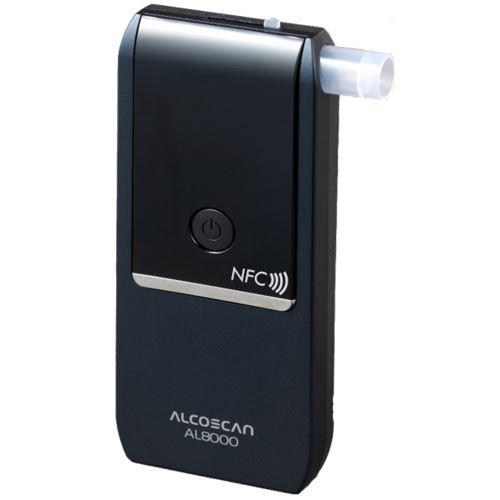 Detektor alkoholu AL 8000 NFC + 50 ks náustkov