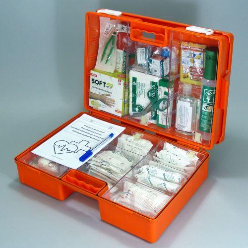 Kufor prvej pomoci veľký KP 5 s náplňou AGRO