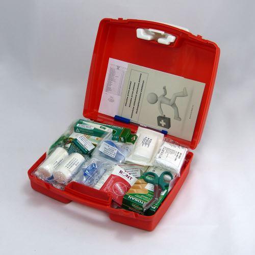 Kufor prvej pomoci malý s náplňou ŠPECIÁL