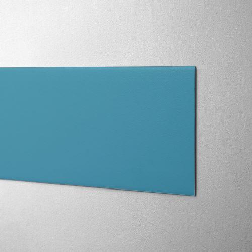 Plastový pás na ochranu stien MEDICBal - SVETLOMODRÝ - samolepiaci - dĺžka 3 m