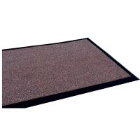 Vstupná čistiaca rohož AQUA STOP - 100 x 100 cm - HNEDÁ