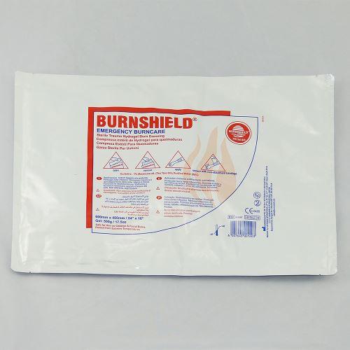 BURNSHIELD 40 x 60 cm - Hydrogelové krytie na popáleniny