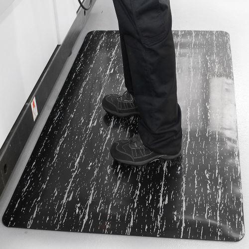 Protiúnavová rohož Marble 150 x 90 cm