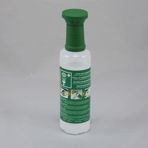 Fľaša na výplach očí s fyziologickým roztokom 0,5 l - balenie 10ks