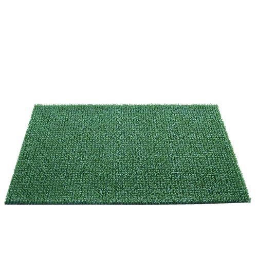 Trávnatá vstupná rohož 90 x 55 cm